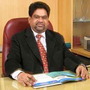 A.K. Tyagi Managing Director Nuberg Engineering