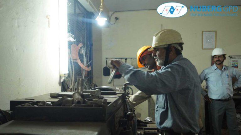 Nuberg Gpd Fabrication Workshop