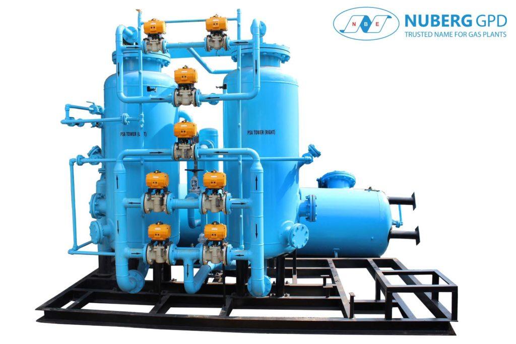 MX Model PSA Nitrogen Gas Plant