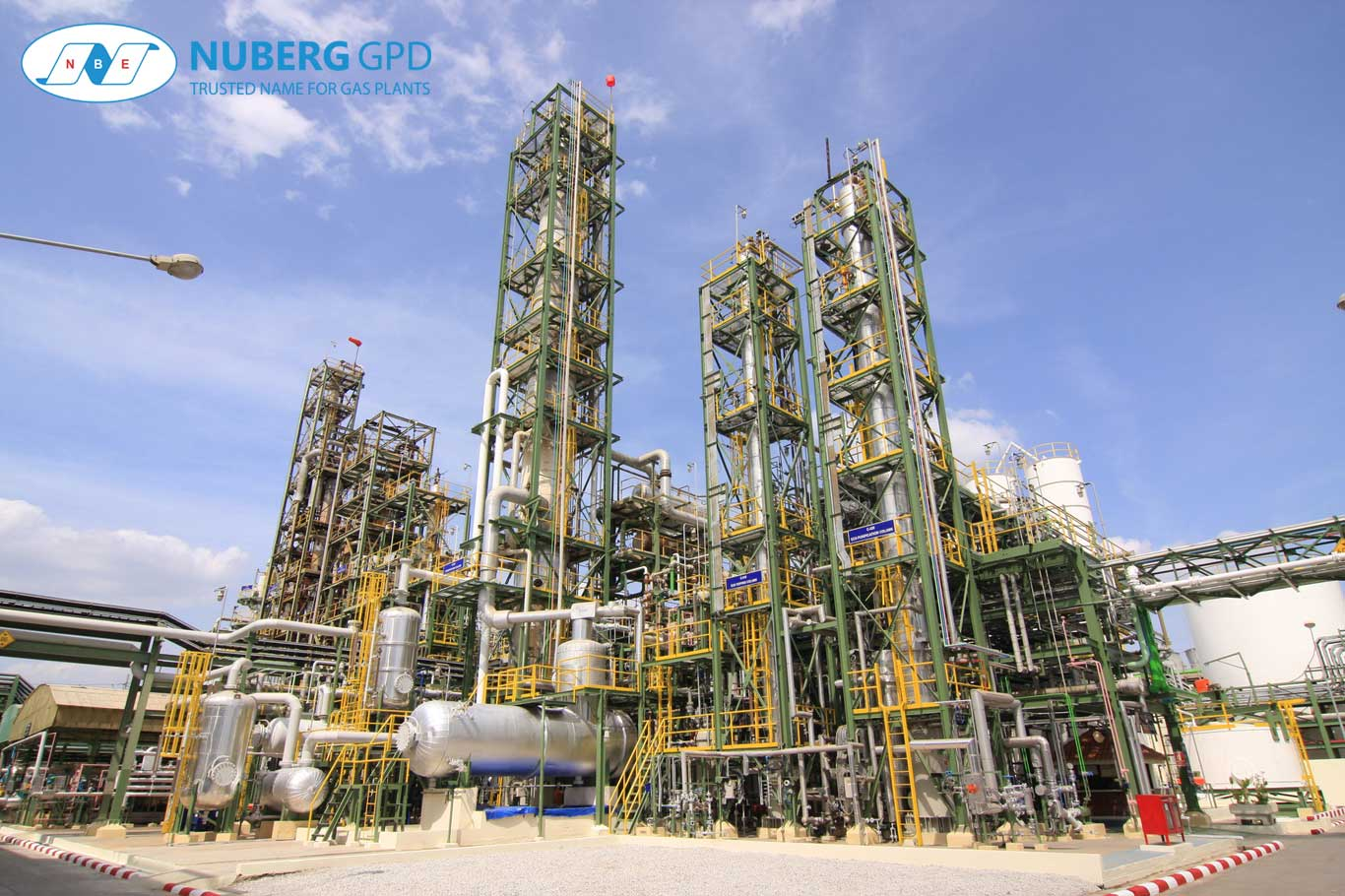 Methanol Cracking Hydrogen Plant Nuberg Gpd