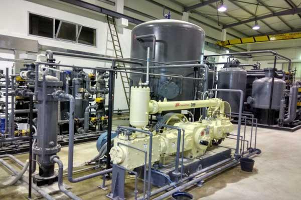 Nuberg Gpd Set Ups Nitrogen Generation Unit In Messrs Homs Refinery Ltd Syria